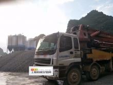 出售07年三一五十铃48米泵车
