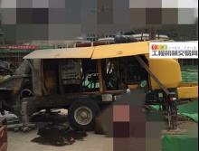 车主直售11年出厂中联8016.174柴油拖泵