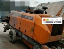 一口价出售10年中联8018.195高压柴油拖泵