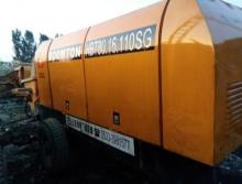 出售山东博通14年8016110S电拖泵