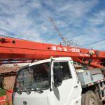 中联2005年16吨汽车吊