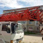 中联 2005年16吨汽车吊