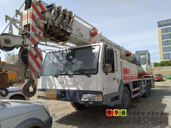 徐工2014年25吨汽车吊