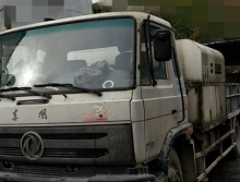 转让2010年中联东风底盘9014车载泵