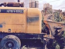 精品出售2008年中联801416柴油拖泵