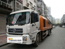 出售14年11月中联东风9018国四电车载泵