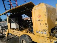 低价出北方建设8018电拖泵