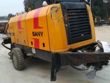 出售11年三一601413-90电拖泵