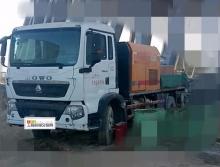 车主直售2014年三一国四油电两用10020车载泵