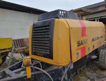 处理2011年三一60A匣板拖泵