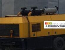 2009年6出厂三一牌HBT90CH一2122D高压泵
