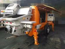 出售准新13年中联8018电拖泵