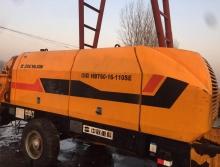 出售09年中联6016-110拖泵