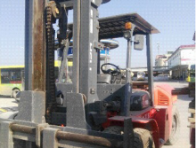 合力2012车10吨叉车
