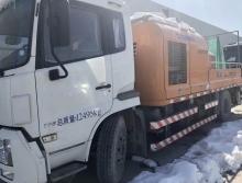 出售2014年中联国四10018车载泵