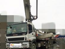 精品出售12年出厂中联五十铃38米五节臂泵车