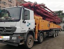 豪车!出售16年出厂三一奔驰国四66米泵车