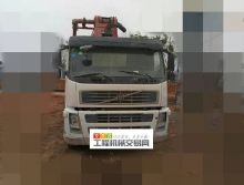 出售10年三一沃尔沃37米泵车