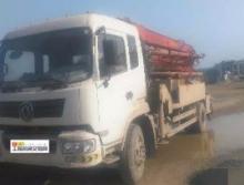 出售2015年科尼乐28米泵车