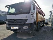 精品出售2013年徐工奔驰56米泵车