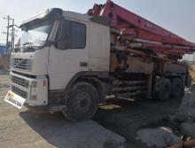 转让2010年1月上牌徐工沃尔沃37米泵车