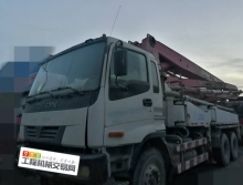 出售08年福田雷萨37米泵车