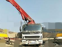 出售07年绿标三一五十铃45米泵车