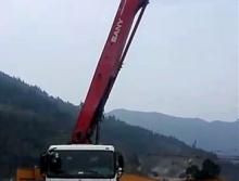 出售11年三一奔驰46米泵车