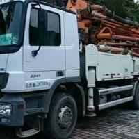 转让2013年中联奔驰38米泵车