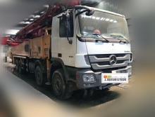 出售13年大象奔驰56米泵车