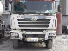 精品出售2014年陕汽德龙大14方搅拌车