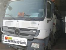 2011年4月出厂中联奔驰六臂48米