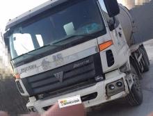 出售2011年欧曼大12方搅拌车,13万公里,刚买的交强险和第三者50万,手续齐全。