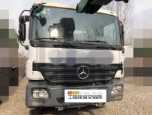 出售08年三一奔驰48米泵车(绿标)