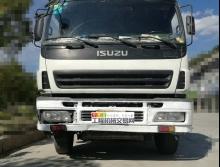 车主直售10年底出厂11年上牌中联五十铃47米泵车