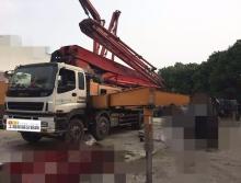 精品一口价出售13年出厂三一五十铃56米6节臂泵车
