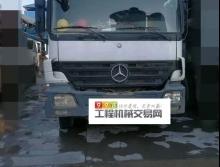 出售09年上牌中联奔驰49米泵车