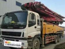 出售12年三 一五十铃叉腿48米泵车