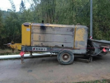出售06年天拓重工8013柴油泵