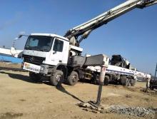 出售2007年中联奔驰46米泵车