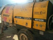 出售10年5月三一闸板泵601406
