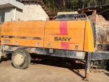 出售2012年三一8018柴油拖泵