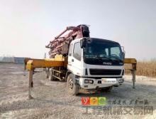 出售06年出厂施维英五十铃37米泵车