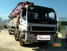 车主直售2011年三一五十铃46米泵车