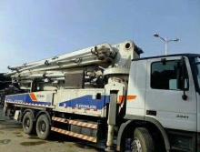 出售11年中联奔驰47米泵车