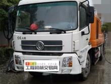 精品出售14年11月中联国四9018.132电车载泵