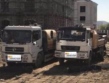 打包出售2010年三一9018和2010年大象车载泵
