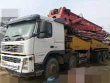 出售2005年出厂三一沃尔沃45米泵车