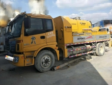 车主直售13年12月份出厂鸿得利8016车载泵