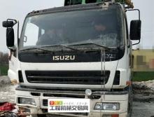 出售13年12月上户中集五十铃48米泵车